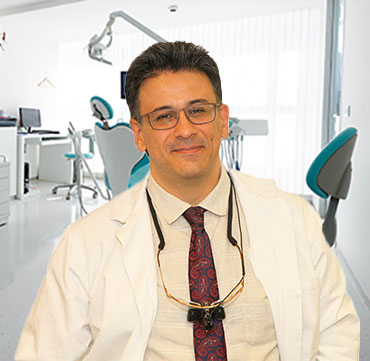 Dr. Farshad Firoozabadi, Dentist